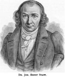 Иоганн Эрнст Штапф (1788-1860)