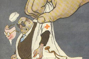Малоизвестные страницы из истории гомеопатии в Советском Союзе. Дело о контрреволюционной группе во всесоюзном обществе врачей-гомеопатов