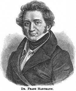 Франц Гартман (1796-1853).