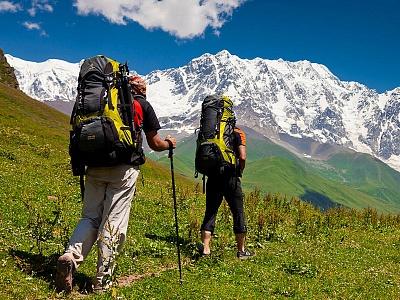 Глоноин как адаптоген в горном туризме