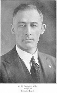 А.Х.Гриммер (1874-1967)